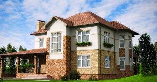 Фасадные работы Набережные Челны цена от 265 руб. м2