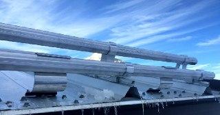 Монтаж снегозадержателей Набережные Челны цена от 848 руб.